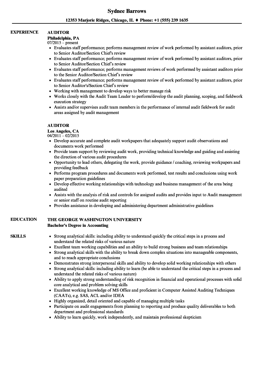 10 gwu resume template collection
