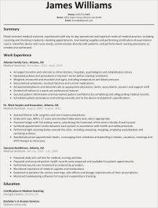 Healthcare Professional Resume Template - Sample Resume for Adjunct Professor Position Best Academic Resume