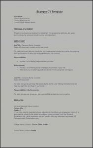 Hospitality Resume Template - How to Make Resume Template Hospitality Free Resume Templates