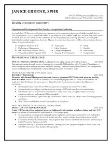 Hr Manager Resume Template - 49 Inspirational Manager Resume Sample