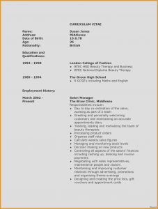 Hvac Resume Template - Hvac Resume Samples Best Hvac Resume Templates Radio Viva
