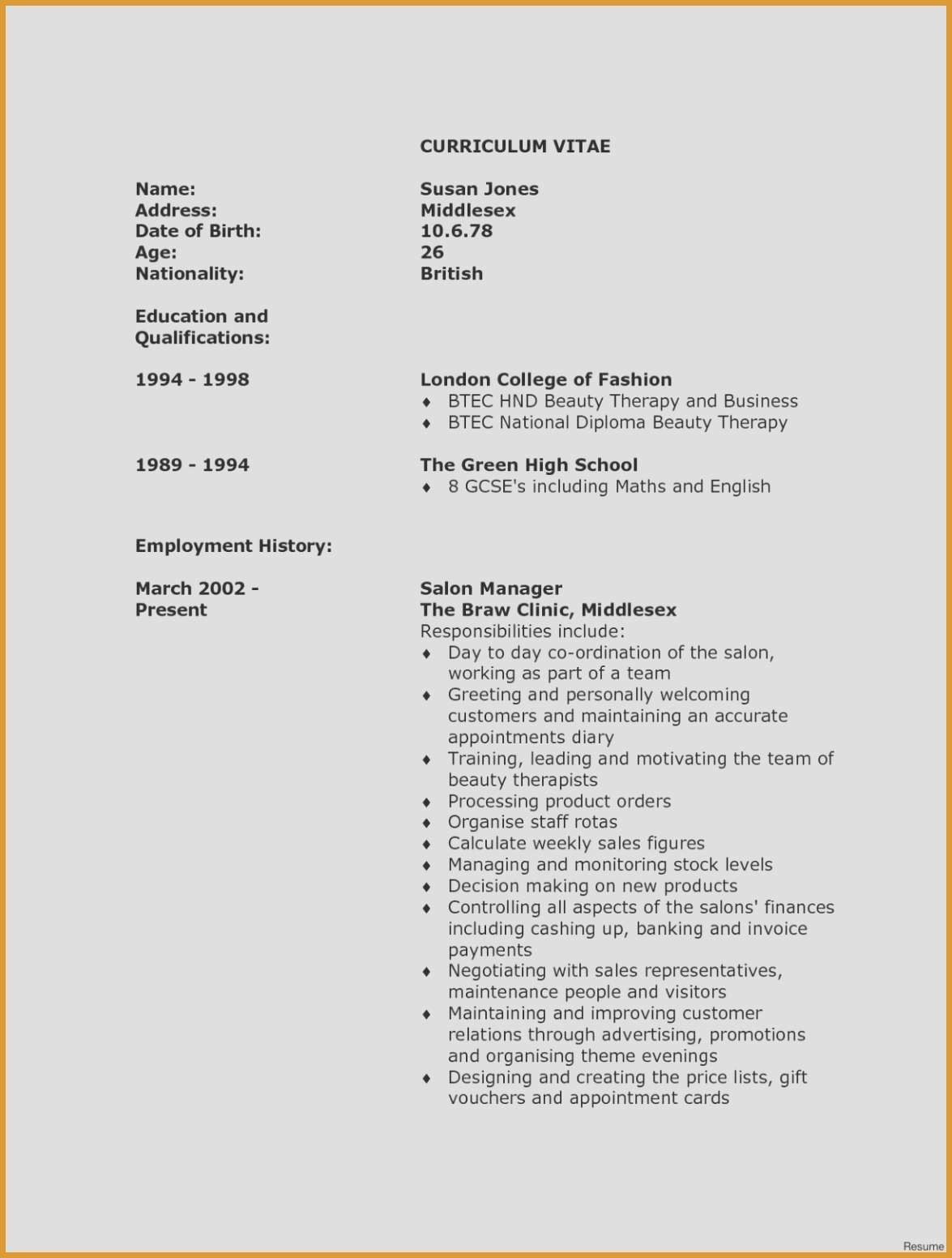 hvac resume template example-Hvac Resume Samples Elegant Resume for Teacher Elegant Teaching assistant Resume Fresh Resume 0d Hvac 20-i