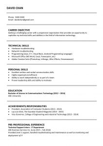 Inroads Resume Template - It Resume Examples 2016 Fresh Resume It Boatremyeaton