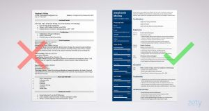 Interior Design Resume Template - Free Resume Templates 17 Downloadable Resume Templates to Use