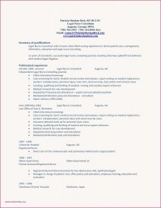 Lawyer Resume Template - Lawyer Resume Litigation associate Best Nurse Resume Sample Fresh