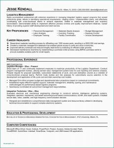 Logistics Resume Template - Cover Letter Examples for Laborer Jobs Consulting Cover Letter
