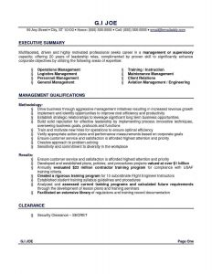 Logistics Resume Template - Simple Resume Examples Luxury Executive Good It Manager Template