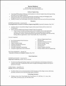 Lpn Resume Template - Puter Science Resume Template New Resume Templates Cs Resume