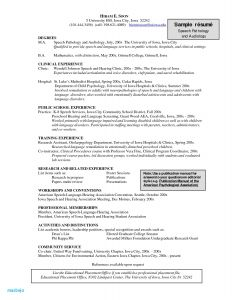 Massage therapist Resume Template - Massage therapist Sample Resume Elegant Massage therapist Resume