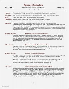 Mechanical Engineer Resume Template - Best Engineer Resume Examples Cv Resume