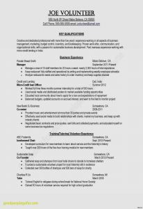 Mit Sloan Resume Template - 20 Fresh Resume Template Professional Free Resume Templates