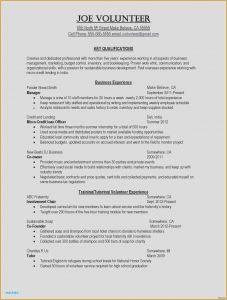 Music Business Resume Template - 26 Best Writing An Effective Resume 2018