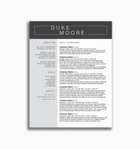 Music Business Resume Template - ☆ Presentation About Music Unique Music Resume Template Awesome 47