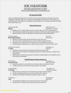 Nanny Resume Template - Winning Resume Valid Nanny Resume Example Awesome Nanny Resume 0d