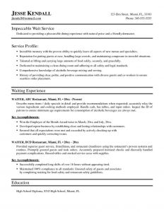 Nanny Resume Template - Resume with No Job Experience New Example Nanny Resume Examples
