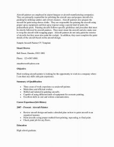Nanny Resume Template - Nanny Resume Sample Best Nanny Resume Sample Elegant Nanny Resume