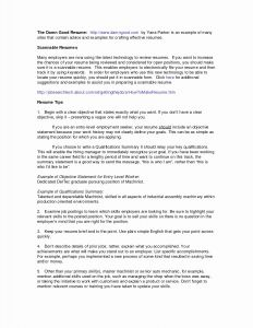 Occupational therapy Resume Template - Sample Occupational therapy Resume Valid Sample Occupational therapy