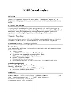 Oil Field Resume Template - Sample Resume for Oil and Gas Industry Valid Oil Field Resume Choice