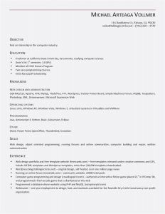 Open Office Resume Template 2017 - Lebenslauf Fice Frisch Open Fice Resume Template Best Resume
