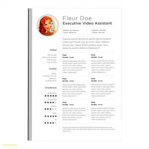 Pages Resume Template Mac - Resume Templates for Mac Pages Best Apple Resume Builder Fresh