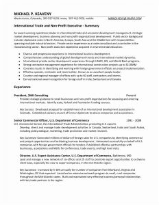 Penn State Resume Template - Supply Chain Management Resume Sample