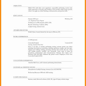 Performing Resume Template - Python Resume Charming Outdoor Resume Template Elegant Resume