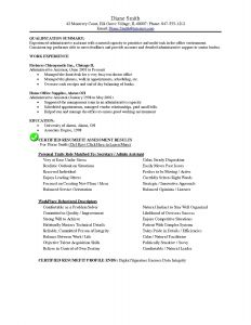 Performing Resume Template - 23 Resume Templates for Nursing Jobs