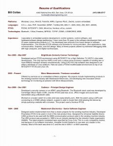 Phlebotomist Resume Template - Inspirational Free Cv Samples Professional Resume Examples