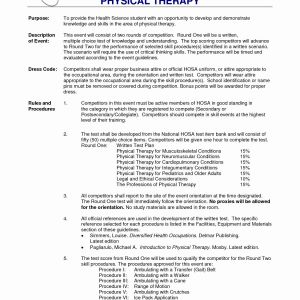 Physical therapist Resume Template - 35 Elegant Sample Physical therapy Resume J0q