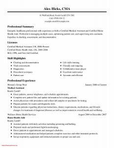 Physician Resume Template - How to Write A Certified Letter Save Physician Resume Template Book