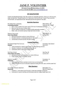 Pipefitter Resume Template - Pipefitter Resume Template Awesome Construction Supervisor Resume