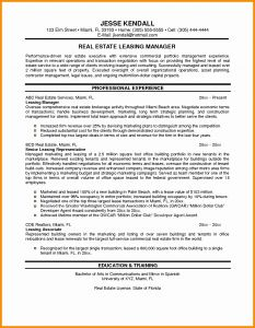 Property Management Resume Template - Real Estate attorney Resume New Sample Resume for Property Manager