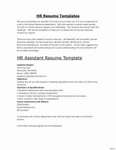 Pta Resume Template - Physical therapist Resume Template Recent 30 Inspirational Sample