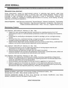 Real Estate Resume Template - 30 Real Estate Resume Template