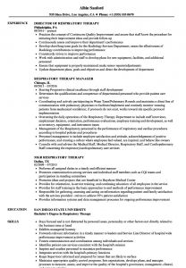 Respiratory therapist Resume Template - 25 Lovely Respiratory therapist Resume Sample
