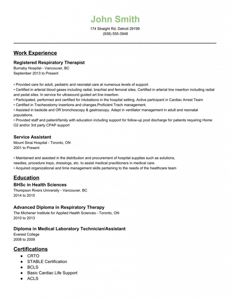 respiratory therapist resume template Collection-Respiratory therapist Resume Sample Luxury Respiratory therapist Jobs Near Me New Respiratory Care Supervisor Respiratory Related Post 2-m