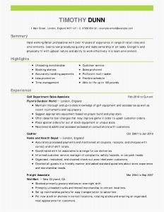 Resume Entry Level Template - Nature Cover Letter Example New Fix My Resume Lovely Fresh Entry