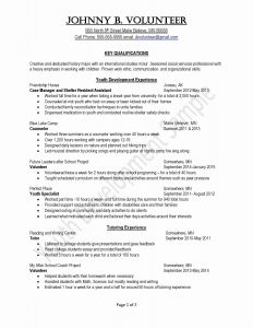 Resume Template Electrician - Barack Obama Resume Lovely Apprentice Electrician Resume Fresh