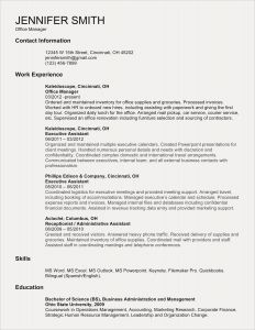 Resume Template for College Freshmen - 18 Luxury Resume for College Freshmen Cv Resume