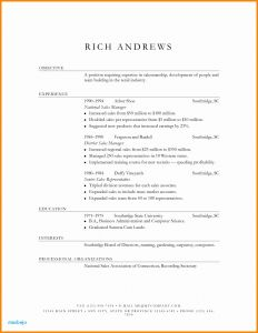 Resume Template for Computer Science - Puter Science Resume Template Best 25 Resume Databases Simple
