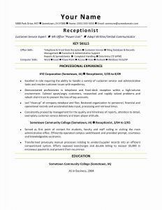 Resume Template for Construction Worker - Reference Resume Templates for Construction Workers Vcuregistry