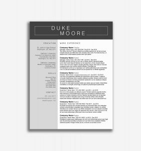 Resume Template for Libreoffice - Resume Template Free Word Elegant Lebenslauf Vorlage Word Gratis