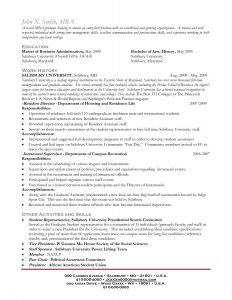 Resume Template for Mba Graduates - Mba Application Resume Template New 21 Resume Template for Mba
