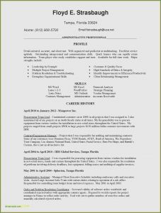 Resume Template for Office Administrator - Sample Resume Letter Administrative assistant Cover Letter for