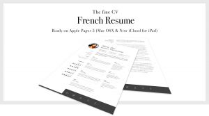 Resume Template for Pages Mac - Apple Pages Resume Template New Apple Pages Resume Templates Cv