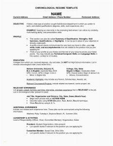 Resume Template for Scholarships - College Wallpapers Awesome High School Student Resume Unique Student