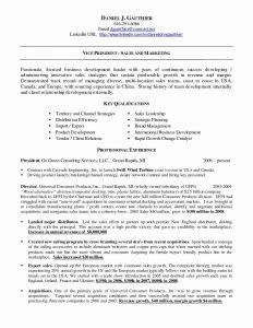 Resume Template Linkedin - Update Resume Linkedin Unique Ses Resume Examples How to Update