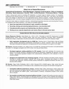 Resume Template Medical assistant - Objective for Resume Healthcare Example Fresh Medical Resume Sample
