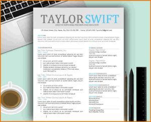Resume Template Pages Mac - Creative Resume Templates for Mac Unique Resume Templates for Mac
