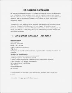 Resume Template Restaurant - Resume Templates Restaurant Resume Template Best Cover Letter